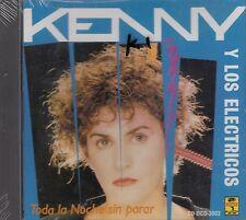 Kenny Y Los Electricos Toda La Noche Sin Parar CD New  Nuevo Sealed