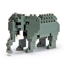 Africano Elefannt (Nivel 2) Nanobloque Cuota De 120 Mini bloques Kawada 14164