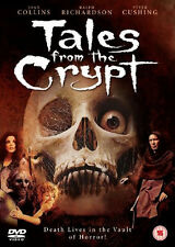 Tales From The Crypt - DVD - Uncut - Region Free - Freddie Francis