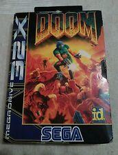 DOOM Megadrive Sega 32X