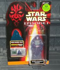 STAR WARS EP1 EPISODE 1 SERIES DARTH SIDIOUS HOLOGRAPH  FIGURE