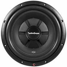 "Rockford Fosgate R2SD4-12 12"" Dual 4 Ohm 500 Watt Shallow Car Subwoofer Sub"