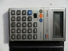 Casio MG-880 calculator game vintage retro space invaders