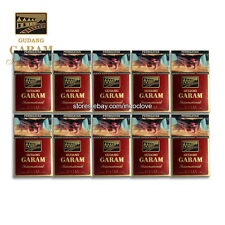 Gudang Garam Filter International 12 Kretek New Sealed 1 Carton (10 Packs)