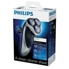 NEW PHILIPS PowerTouch PT860 RECHARGEABLE WASHABLE Electric Shaver CORDLESS