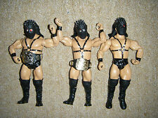 WWE DEMOLITION & MASK TAG TEAM BELT ACCESSORIES CLASSIC SERIES WRESTLING FIGURE