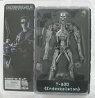 NEW Terminator 2 Judgment Day T-800 Endoskeleton 7'' Action Figure A45E