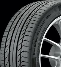 Continental ContiSportContact 5 SSR 255/40-18  Tire (Single)