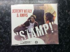 JEREMY HEALY AND AMOS Stamp CD 4 Track Radio Edit B/W Rhythm Masters Mad Mix