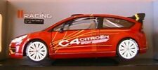 CITROEN C4 SPORT CONCEPT CAR ROUGE SCALE 1/18 SOLIDO 1:18 RED ROSSO ROT