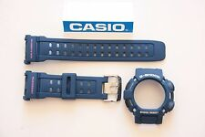 CASIO G-Shock Mudman Original G-9000MX-2V Blue BAND & BEZEL Combo G-9000MX G9000