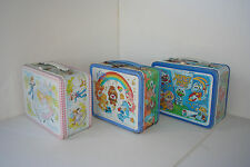 Bundle #1 - vintage metal lunchboxes