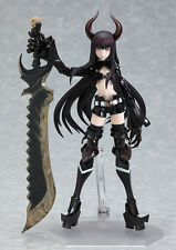 figma SP-01 Black Gold Saw Figure anime Black Rock Shooter Max Factory