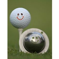Tin Cup Smiley Face Smile Golf Ball Design Maker