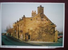 POSTCARD YORKSHIRE WORRALL - THE SHOULDER OF MUTTON PUBLIC HOUSE