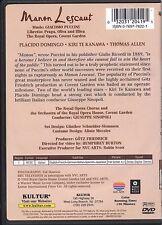 Manon Lescaut (DVD, 2003) Placido Domingo