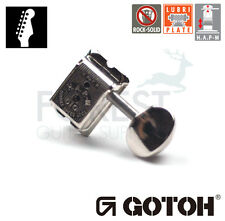 GOTOH SDS510-05M 6L HAPM guitar locking machine heads, nickel vintage style