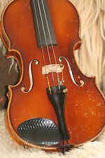 1979 Pfretzschner 4/4 Violin Wood Bow, Beautiful Case & Lots of Accessories