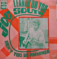 ++JOE SOUTH leanin' on you/don't you be ashamed SP 1969 CAPITOL VG++