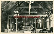 PRINTED POSTCARD OF ST. KATHARINE'S SCHOOL CHAPEL, WANTAGE, BERKSHIRE