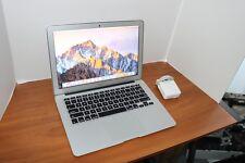 Apple Macbook Air 13.3'' Core i5 1.6ghz 8gb Ram 128gb SSD 2015 Must See! WSM516