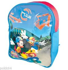 Mickey Mouse sac à dos Disney cartable Cool Rules 32 cm maternelle 337523