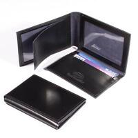 Protec LWC3 Bi fold real leather warrant card holder with credit card slots