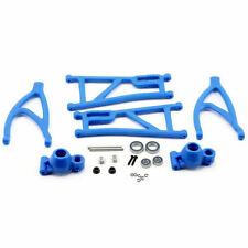 RPM Revo True-Track Rear A-Arm Conversion Kit (Blue) - RPM80565