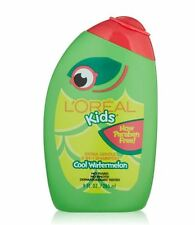 L'Oreal Kids 2-in-1 Shampoo Thick or Curly or Wavy Hair 9 oz (Pack of 4)