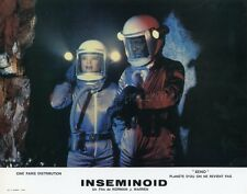 ROBIN CLARK JENNIFER ASHLEY INSEMINOID  1981 5 VINTAGE LOBBY CARDS LOT SCI-FI