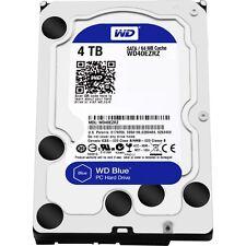WD Blue 4TB  5400 RPM PC Hard Drive WD40EZRZ