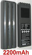 Batterie 2200mAh Für Fluke DSP100, Fluke DSP2000, TEILENUMMER: BP7217 BP-7217