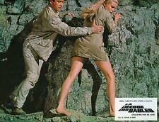 SEXY OLGA SCHOBEROVA THE VENGEANCE OF SHE  1968 VINTAGE LOBBY CARD #7