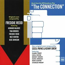 Freddie Redd  Music From The Off-broadway Play 'the Connection' (2 Lps On 1 Cd)