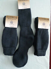 Gents LANA Loop attiva Escursionismo Trekking Calze MADE IN UK 3 PAIA 7-11