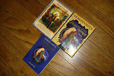 ANGEL THERAPY ORACLE CARDS~44 Card Deck W/Guidebook by Doreen Virtue~PRISTINE