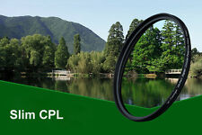 TIANYA 77mm Super Slim CPL C-PL Circular Polarizing Filter for Canon Nikon Sony