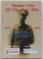 PERSHORE MEN WW1 First World War British Army Royal Navy Soldier Records History