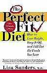 The Perfect Fit Diet by Lisa Sanders MD NEW Paperback How to Lose Weight