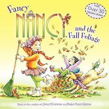 FANCY NANCY and the Fall Foliage (Brand New Paperback) Jane O'Connor
