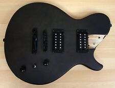 Dean Evo XM Guitar Body with parts Trans Black Satin