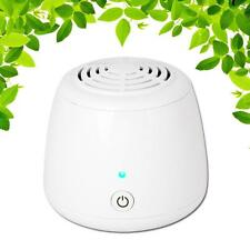 Small Mini Air Purifier Bedroom Family Refrigerator Portable Air Cleaner Closet