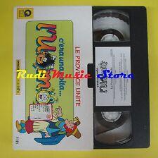 film VHS C'ERA UNA VOLTA L'UOMO Le province unite 1997 DeAGOSTINI (F7)no dvd