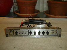 Tech 21 Trademark 10, Guitar Amplifier Parts, Equalizer, Spring Reverb, Vintage