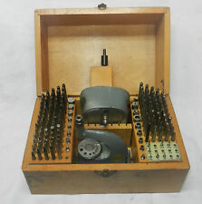 Very nice watchmakers staking set - G Boley, in good condition