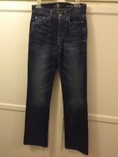 Seven For All Mankind Men's Standard Straight Leg Jean Size 28