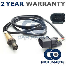 LAMBDA OXYGEN WIDEBAND SENSOR FOR VW GOLF MK5 1.6 FSI (2003-2004) FRONT 5 WIRE