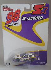 EAST CAROLINA 1/64 #98 NASCAR DIECAST REPLICA RACED AT ROCKINGHAM, NC 2001