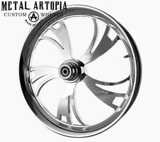 "21"" inch  Custom Motorcycle Wheel for Harley Davidson"