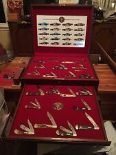 Winston Motor Sports 20th Anniversary Knife Set - Case xx - Must See